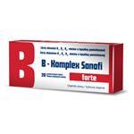 B-komplex SANOFI DRG 20