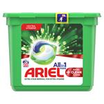 Ariel All-In-1 PODs +Extra Clean Power Kapsle Na Praní, 23 Praní