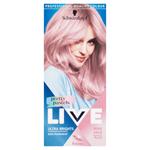 Schwarzkopf Live Ultra Brights Semi-Permanent barva na vlasy Rose Gold P123