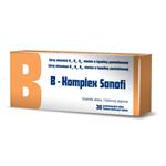 B-komplex SANOFI DRG 30