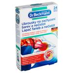 Dr. Beckmann Ubrousky na zachycení barev a nečistot 24 ks