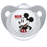 NUK Dudlík Mickey, 6-18 m