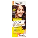 Schwarzkopf Palette Color Shampoo barva na vlasy Čokoládově Hnědý 244