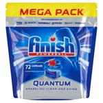 Finish Powerball Quantum tablety do myčky nádobí 72 ks 1116g