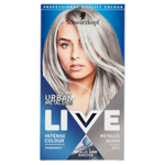Schwarzkopf Live Urban Metallics barva na vlasy Metallic Silver U71