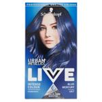 Schwarzkopf Live Urban Metallics barva na vlasy Blue Mercury U67