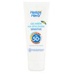 Helios Herb Gel-krém na opalování Sensitive OF 50+ 75ml