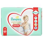 Plenkové Kalhotky Pampers Premium Care Velikost 4, 38 Kusů, 9kg-15kg