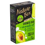 Nature Box tuhé sprchové mýdlo Avocado Oil 150g