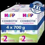 Pokračovací mléčná kojenecká výživa HiPP 2 BIO Combiotik
