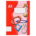 Školní sešit EKO 544 linkovaný A5 40 listů