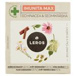 Leros Imunita max echinacea & sedmikráska bylinný čaj 10 x 1,2g (12g)