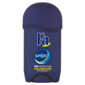 Fa tuhý antiperspirant Sport 50ml