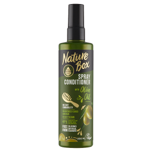 Nature Box balzám ve spreji Olive Oil 200ml