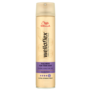 Wella Wellaflex Fullness for Thin Hair lak na vlasy Ultra Strong Hold 250ml