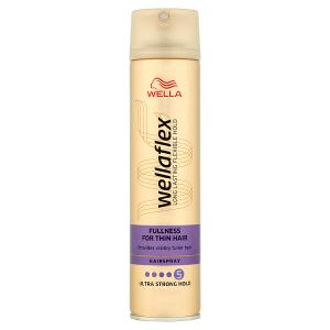 Wella Wellaflex Fullness for Thin Hair lak na vlasy Ultra Strong Hold 250ml