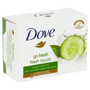 Dove Go Fresh Okurka a zelený čaj Krémová tableta na mytí 100g