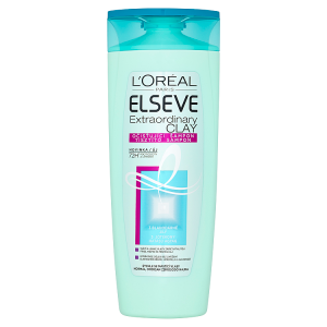 L'Oréal Paris Elseve Extraordinary Clay očisťující šampon 400ml