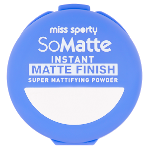Miss Sporty So Matte Instant Matte Finish pudr 001 universal 9,4g