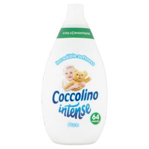 Coccolino Intense Pure aviváž 64 dávek 960ml