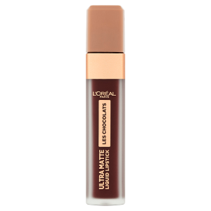 L'Oréal Paris Les Chocolats Ultra Matte 868 Cacao Crush rtěnka 7,6ml