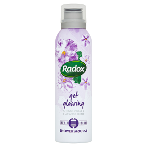 Radox Sprchová pěna Get glowing 200ml