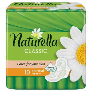 Naturella Classic Camomile Normal Hygienické Vložky 10x