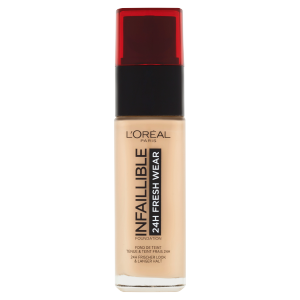 L'Oréal Paris Infaillible 24H Fresh Wear 120 Vanilla make-up 30ml