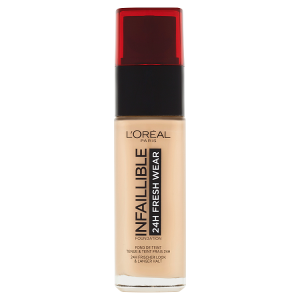 L'Oréal Paris Infaillible 24H Fresh Wear 120 Vanilla make-up 30ml