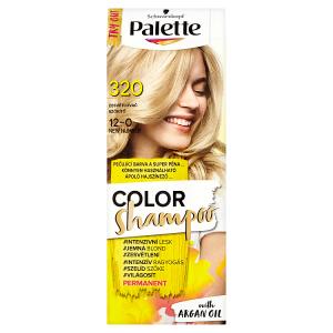 Schwarzkopf Palette Color Shampoo barva na vlasy Zesvětlovač 320