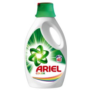 Ariel Color Tekutý Prací Prostředek 2600 ml 40 Praní