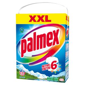 Palmex Active-Enzym 6 Horská vůně 70 praní 4,9kg