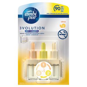 Ambi Pur 3Volution Anti Tobacco Náplň Do Osvěžovače 20ml