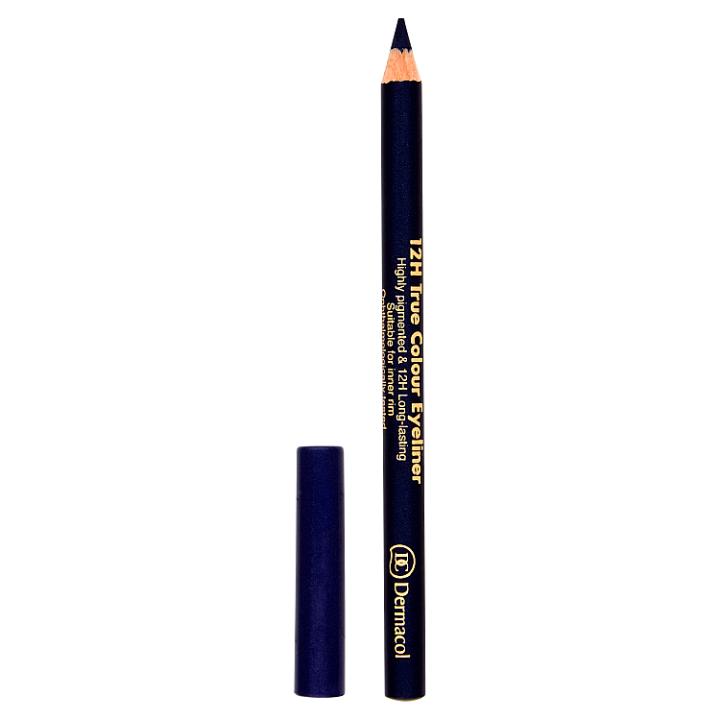Dermacol 12H True Colour Eyeliner Dlouhotrvající tužka na oči 7