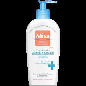 MIXA Optimal Tolerance odličovací mléko, 200ml