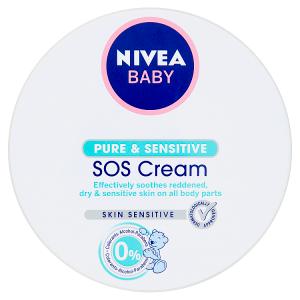 Nivea Baby Pure & Sensitive SOS Krém 150ml