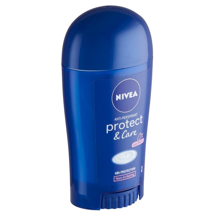 Nivea Protect & Care Tuhý antiperspirant 40ml