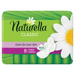 Naturella Classic Camomile Maxi Hygienické Vložky 8x