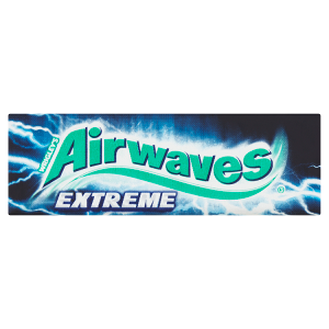 Wrigley's Airwaves Extreme 10 ks 14g