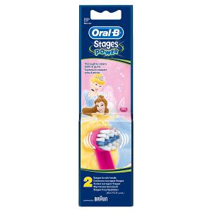 Oral-B Stages Kartáčkové Hlavice S Disney Postavičkami 2 ks