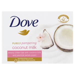 Dove Kokosové mléko a jasmín Krémová tableta na mytí 100g