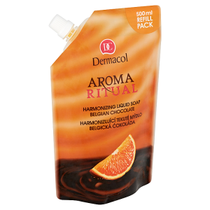 Dermacol Aroma Ritual Harmonizující tekuté mýdlo belgická čokoláda 500ml