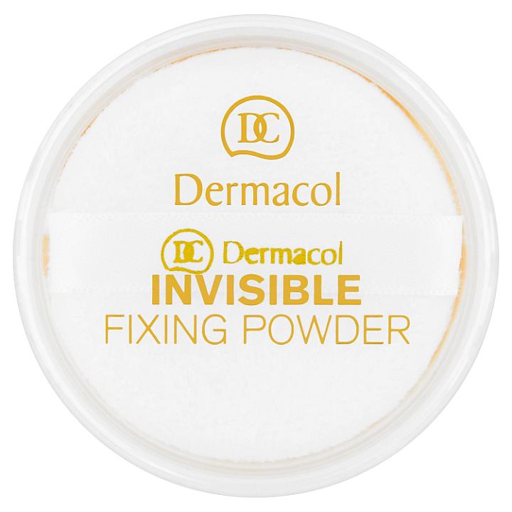 Dermacol Fixační transparentní pudr light 13g