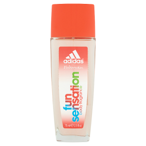Adidas for Women Fun Sensation deodorant natural sprej pro ženy 75ml