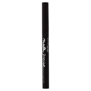 Maybelline New York Master Precise Black tekuté oční linky 0,4mm