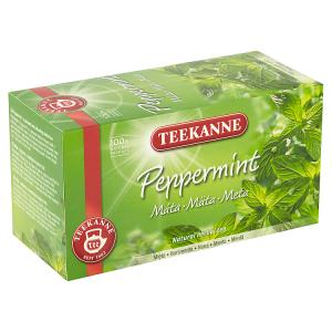TEEKANNE Mátový čaj, Natural Herbal Tea, bylinný, 20 sáčků, 30g
