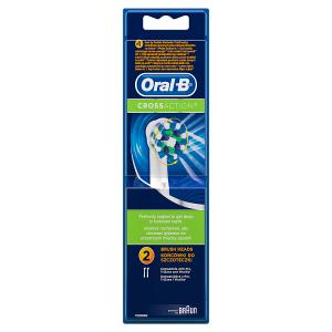 Oral-B CrossAction Náhradní Kartáčkové Hlavy 2ks
