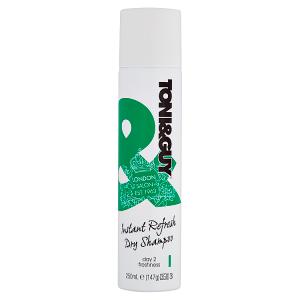 Toni&Guy Revitalizing Instant Refresh Suchý šampon 250ml