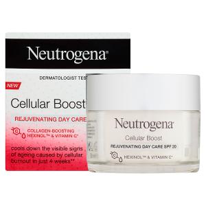 Neutrogena Cellular Boost Omlazující denní krém SPF 20 50ml