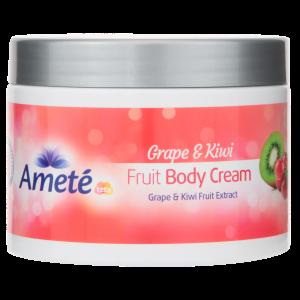 Ameté Hydratační tělový krém Grape & Kiwi 500g